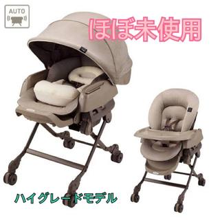 combi - ほぼ未使用★ コンビ ネムリラ オートスウィング BEDi ハイローチェア