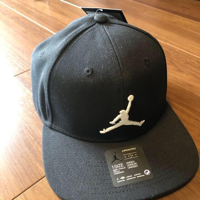 NIKE(ナイキ)のNIKE Air Jordan Jampmanロゴ キャップ メンズの帽子(キャップ)の商品写真