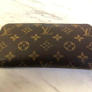 ルイヴィトン(LOUIS VUITTON)の正規品 ルイヴィトンジッピーウォレット長財布(長財布)