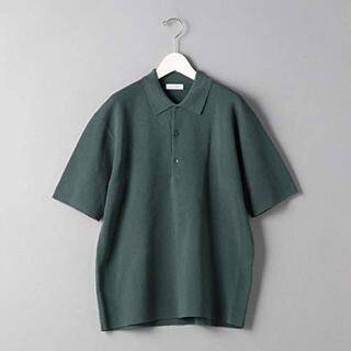 ビューティアンドユースユナイテッドアローズ(BEAUTY&YOUTH UNITED ARROWS)のBY ミラノリブニットポロシャツ(ポロシャツ)