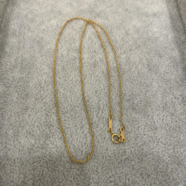 Tiffany & Co.(ティファニー)の558 正規品 超美品 Tiffany&Co. ネックレスチェーン 長さ40㎝ レディースのアクセサリー(ネックレス)の商品写真