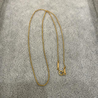 Tiffany & Co. - 558 正規品 超美品 Tiffany&Co. ネックレスチェーン 長さ40㎝