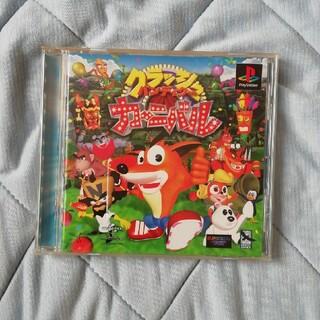 プレイステーション(PlayStation)のプレステ クラッシュ・バンディクー カーニバル(家庭用ゲームソフト)