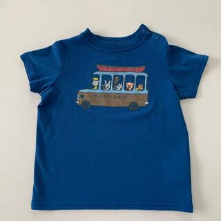 モンベル(mont bell)のmont-bell Tシャツ 80cm  モンベルバス(Tシャツ)