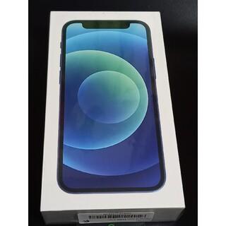 iPhone 12 mini 64 GB SIMフリー ブルー 新品未開封