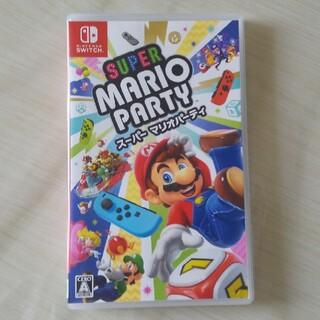 Nintendo Switch - スーパー マリオパーティ Switch ソフト