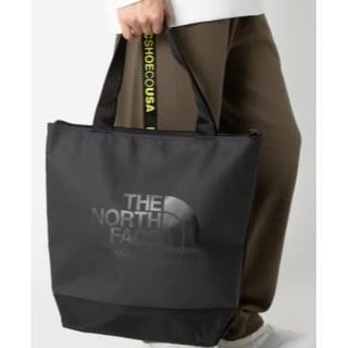 THE NORTH FACE - 【未使用品】ノースフェイス トートバッグ 18L エコバッグ NM81959 K