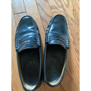 パラブーツ(Paraboot)のパラブーツ エナメルローファー 黒(ローファー/革靴)
