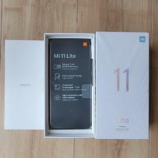 ANDROID - Xiaomi Mi 11 Lite グローバル版 6GB 64GB