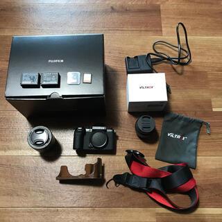 富士フイルム - Fujifilm X-S10 フルセット ※XC15-45mm F3.5-5.6