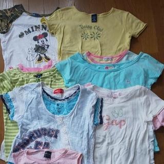 女の子向け 夏服 130センチ11点 福袋(Tシャツ/カットソー)