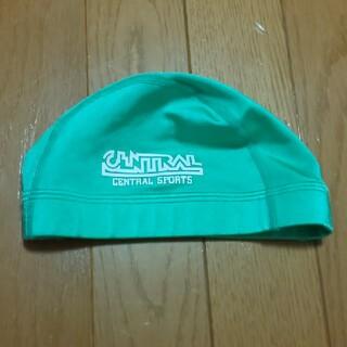 MIZUNO - セントラル  帽子  緑
