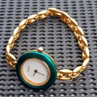 Gucci - GUCCI 腕時計。ワケアリ。