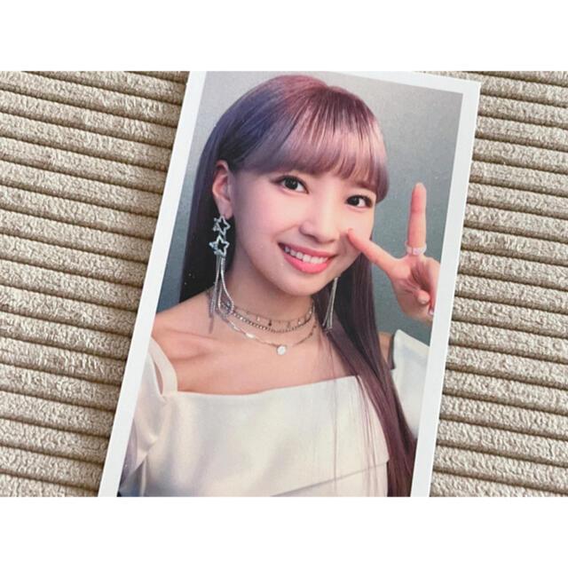 SONY(ソニー)のNiziU マユカ トレカ ステステ エンタメ/ホビーのタレントグッズ(アイドルグッズ)の商品写真