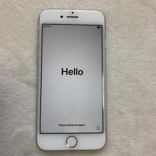 アイフォーン(iPhone)のiPhone8  シルバー 64GB SIMロック解除済(スマートフォン本体)