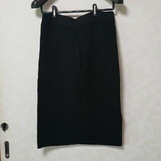 ユニクロ(UNIQLO)のUNIQLOタイトスカート(LLサイズ)(ひざ丈スカート)