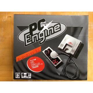 コナミ(KONAMI)の【るい様専用】PC Engine 本体 PCエンジンミニ 未使用(家庭用ゲーム機本体)