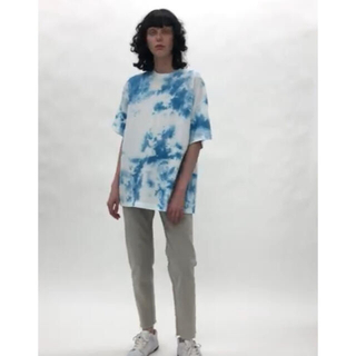 ENFOLD - nagonstans  jeans カットオフデニム GLAY