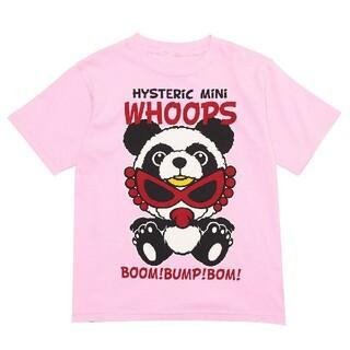 HYSTERIC MINI - 新品 ヒスミニ パンダ Tシャツ 42