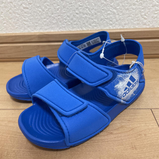 アディダス(adidas)のアディダス サンダル キッズ(サンダル)