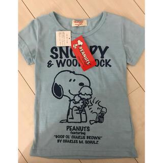 SNOOPY - Tシャツ スヌーピー 130 タグ付き新品