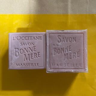 L'OCCITANE - ロクシタンボンメールソープ