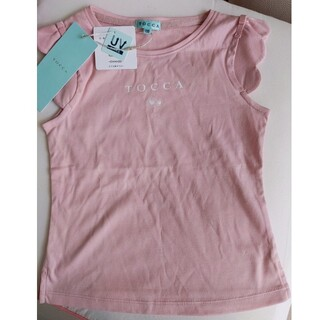 TOCCA - TOCCA BAMBINI 100 Tシャツ UV オンワード トッカ リボン