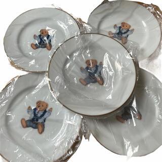 Ralph Lauren - ラルフローレン ポロベア プチケーキ皿セット 5枚 テーブルトップコレクション