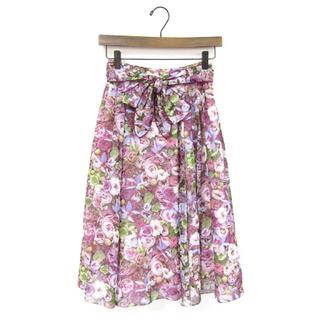 TOCCA - TOCCA スカート 0サイズ