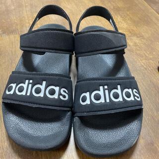アディダス(adidas)のadidas アディダス サンダル 21cm(サンダル)