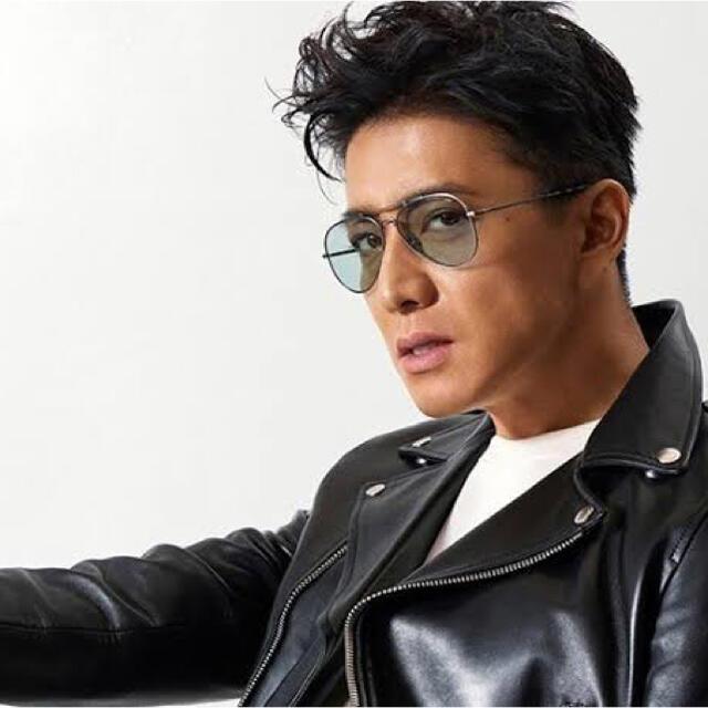 Ray-Ban(レイバン)のRAY-BAN  TAKUYA KIMURA 木村拓哉 キムタク 200本限定 メンズのファッション小物(サングラス/メガネ)の商品写真