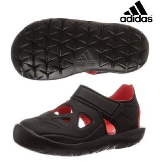 アディダス(adidas)の新品送料無料♪32%OFF!超人気アディダス 元気キッズスポーツサンダル#18(サンダル)