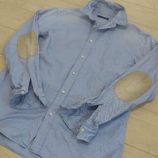 ディースクエアード(DSQUARED2)のDSQUARED2★長袖シャツ/ブルー/サイズ50★ディースクエアード(シャツ)