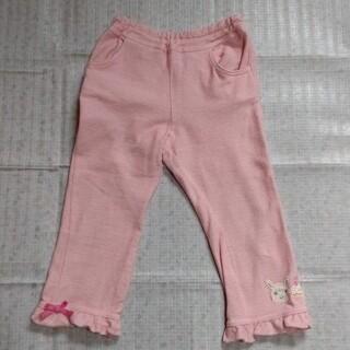 クーラクール(coeur a coeur)のキムラタン クーラクール長丈パンツ ピンク 100サイズ(パンツ/スパッツ)