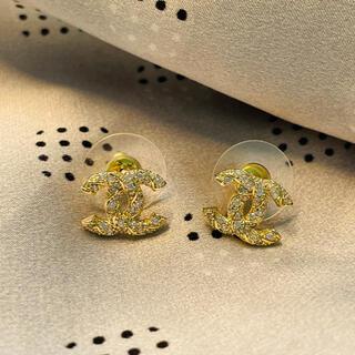 CHANEL - CHANEL pierce 0029 gold