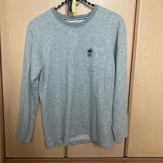 シマムラ(しまむら)のLOGOSDAYS トレーナー M グレー(Tシャツ/カットソー(七分/長袖))
