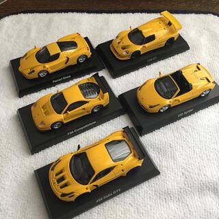 フェラーリ(Ferrari)の京商 フェラーリ F40 F50 エンツォ 他 5台set(ミニカー)