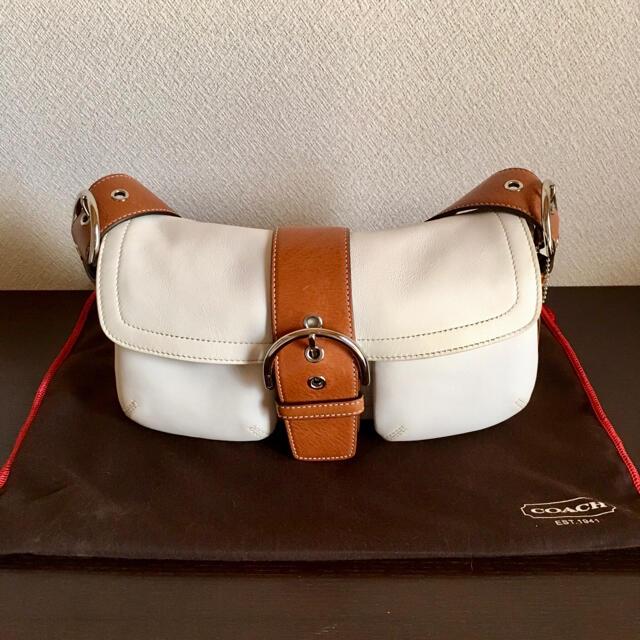 COACH(コーチ)のCOACH ハンドバッグ ショルダーバッグ レディースのバッグ(ショルダーバッグ)の商品写真