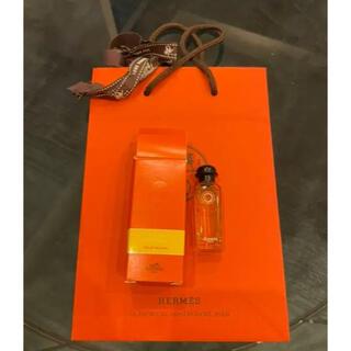 Hermes - エルメス 香水 ショッピングバッグ付き