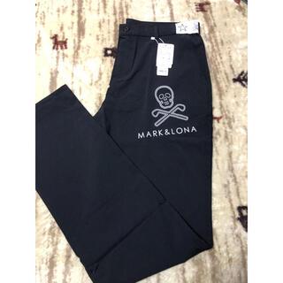 マークアンドロナ(MARK&LONA)のMARK&LONAマークアンドロナゴルフパンツ(ウエア)