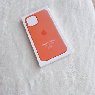 Apple - iPhone12 iPhone12pro 純正シリコンケース