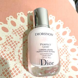 Dior - ディオール スノーパーフェクトライト