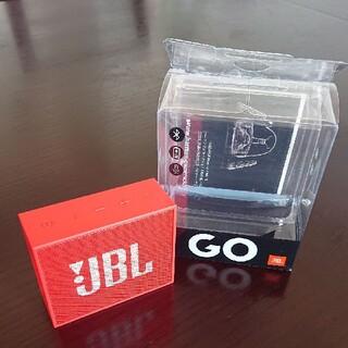 JBL Bluetooth Speaker GO  RED