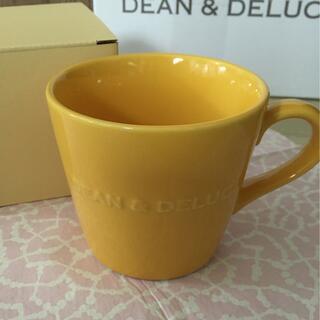 ディーンアンドデルーカ(DEAN & DELUCA)の未使用!DEAN &DELUCAマグカップ イエロー(食器)