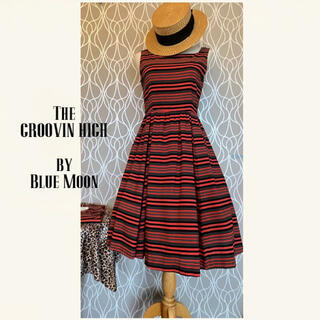 ◆The GROOVIN HIGH✴︎1950's style新品未使用