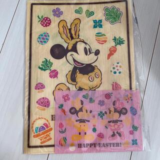 ディズニー(Disney)の東京ディズニーランド クリアホルダーセット クリアファイル 新品未開封(クリアファイル)
