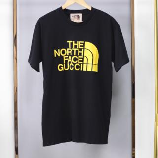 Gucci - THE NORTH FACE × GUCCI スペシャルロゴTシャツ M