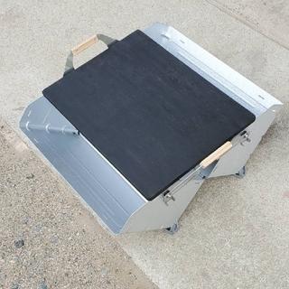 スノーピーク シェルフコンテナ 50用 天板 テーブル キャンプ アウトドア