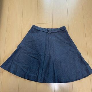 バーバリーブルーレーベル(BURBERRY BLUE LABEL)のバーバリーブルーレーベル スカート(ひざ丈スカート)