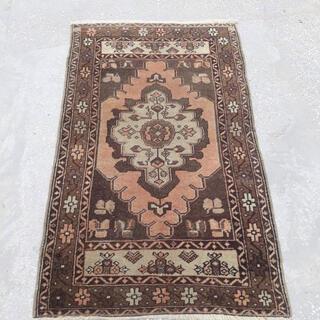 アクタス(ACTUS)のトルコ ヴィンテージラグ Old Turkish Vintage Rug (ラグ)